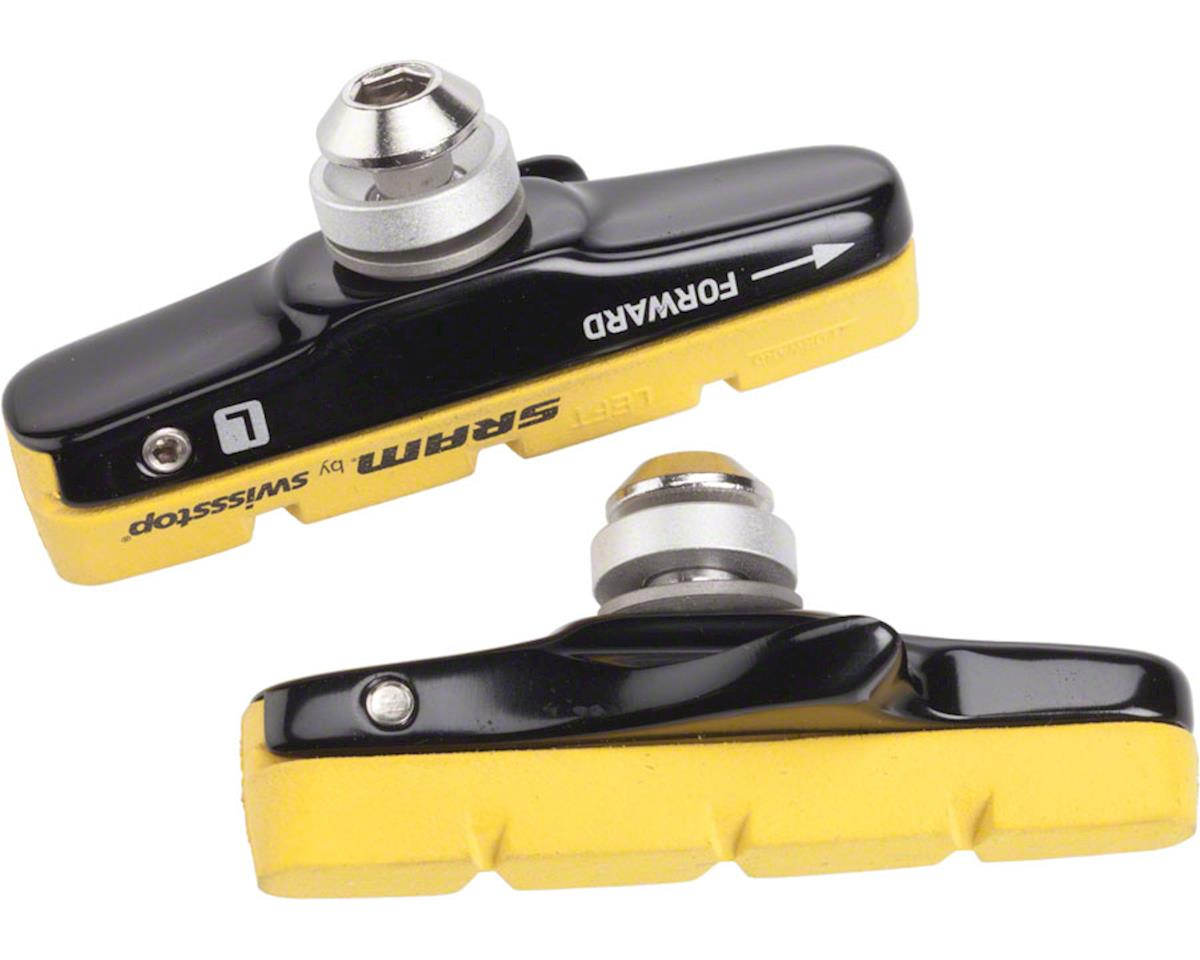 Avid Shorty Ultimate Holder and Brake Pad for Carbon Rims - designed for 25.5mm
