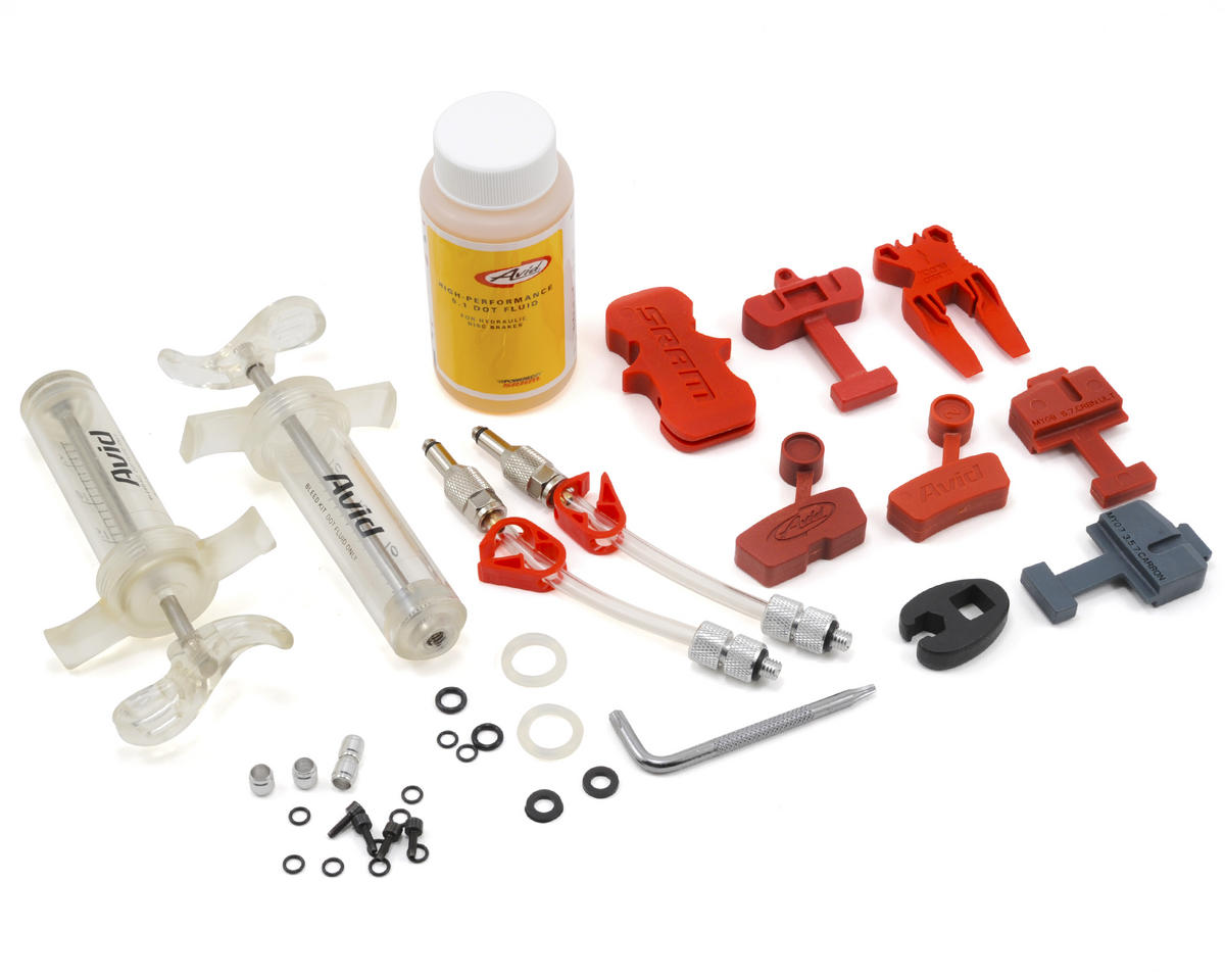 Pro Bleed Kit (Dot 5.1 Included)