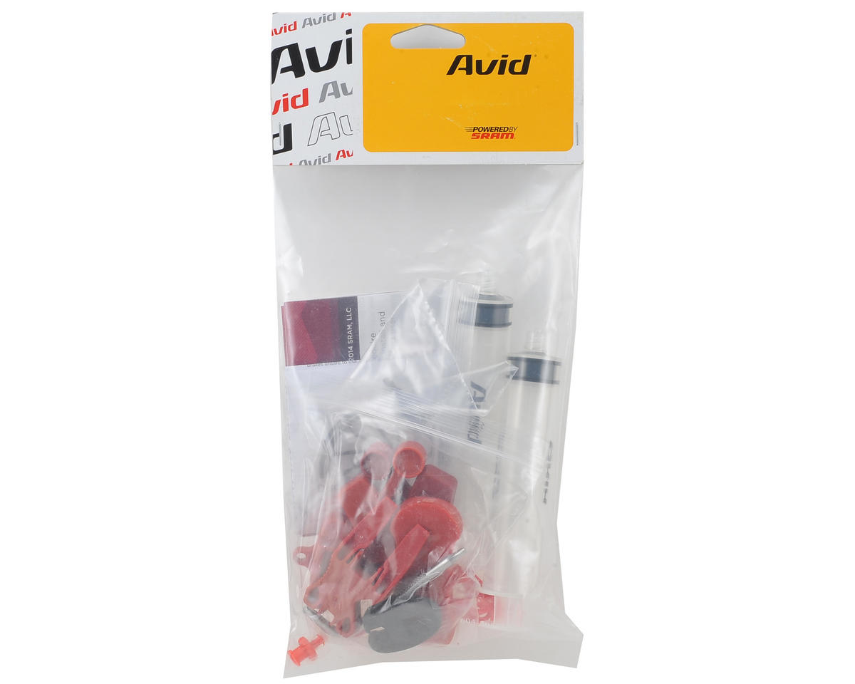 Avid Standard Bleed Kit (DOT Fluid Not Included)