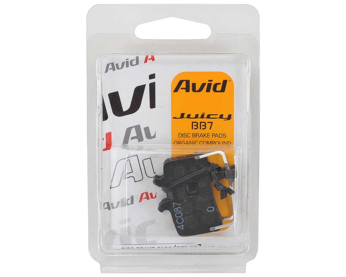Avid Organic Disc Brake Pad (All Juicy/BB7) (2)