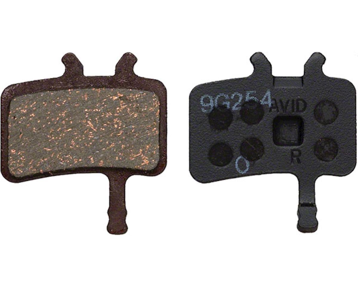 Avid Juicy BB7 Bulk Organic Disc Brake Pad, Bag/20 Pair