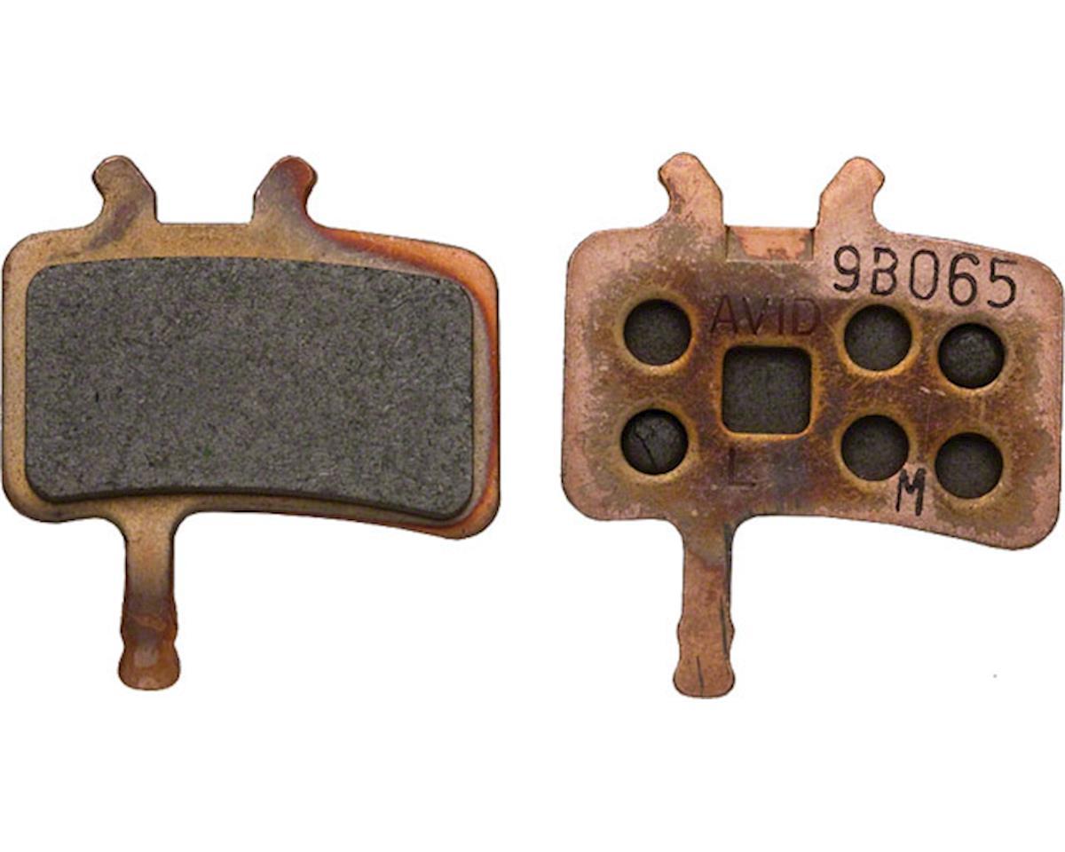 Avid Juicy BB7 Bulk Metallic Pads, Bag/20 Pair