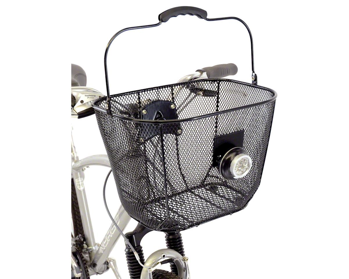Axiom Fresh Mesh DLX Front Basket (Black Mesh)