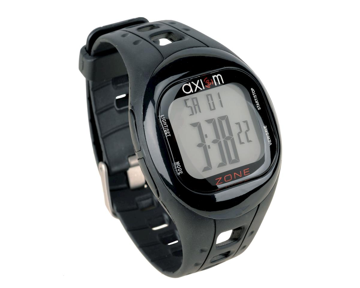 Axiom Zone Heart Rate Monitor (Black)