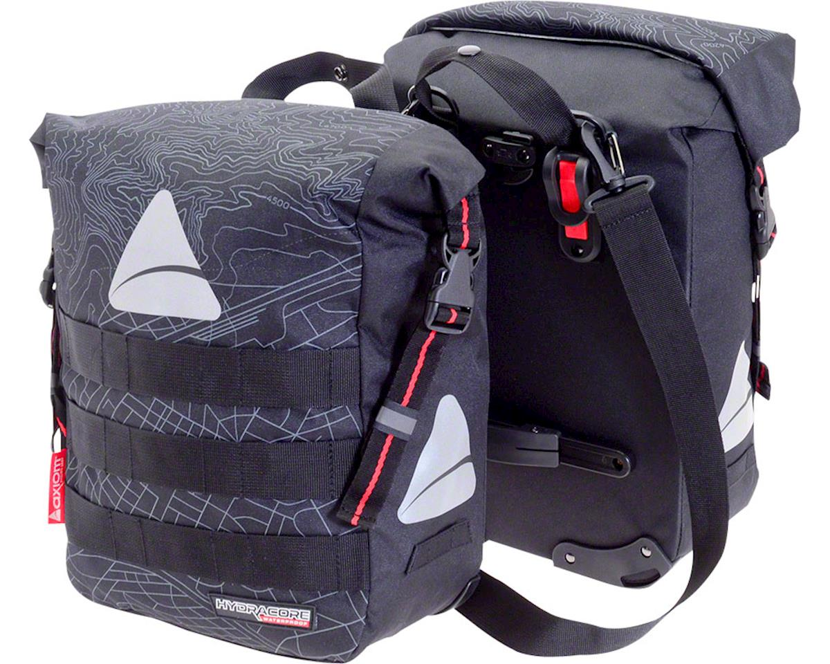 Axiom Monsoon Hydracore 32+ Panniers (Gray)