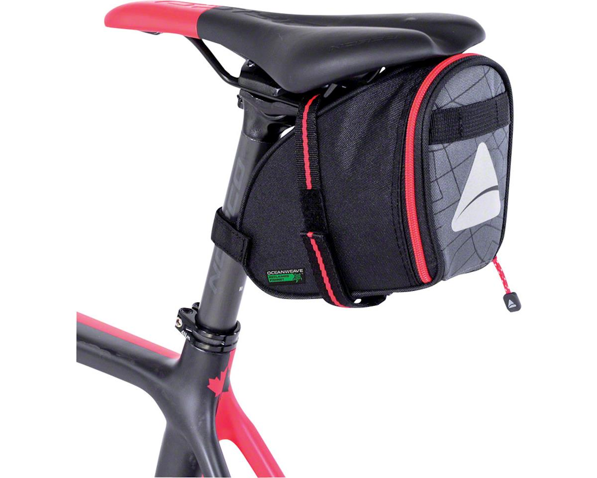 Axiom Seymour Oceanweave Wedge 1.3 Saddle Bag (Black)