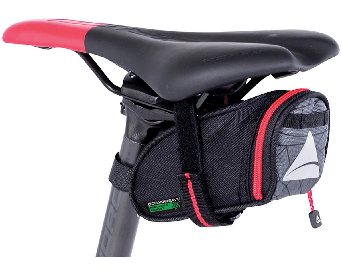 Axiom Seymour Oceanweave Wedge 0.5 Saddle Bag (Black)