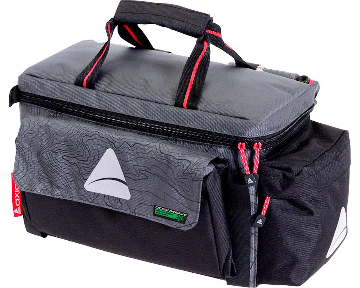 Axiom Seymour Oceanweave EXP15+ Trunk Bag: Gray/Black
