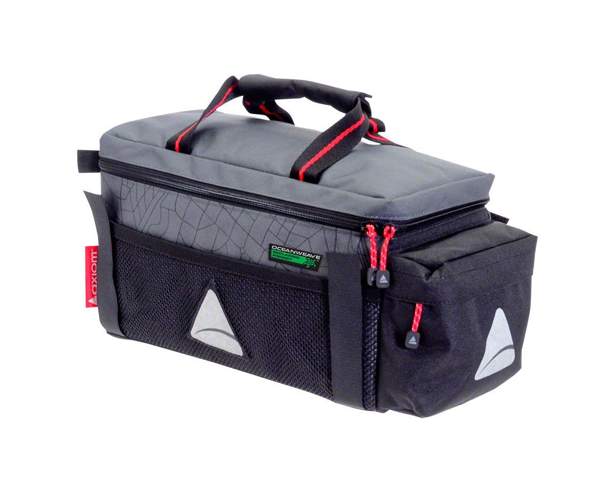 Seymour Oceanweave P9 Trunk Bag: Gray/Black