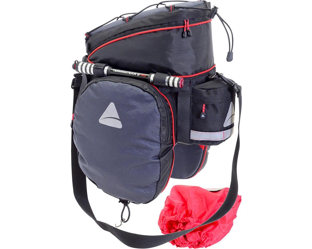 Seymour Oceanweave EXP Expandable Trunk Bag (Gray/Black)