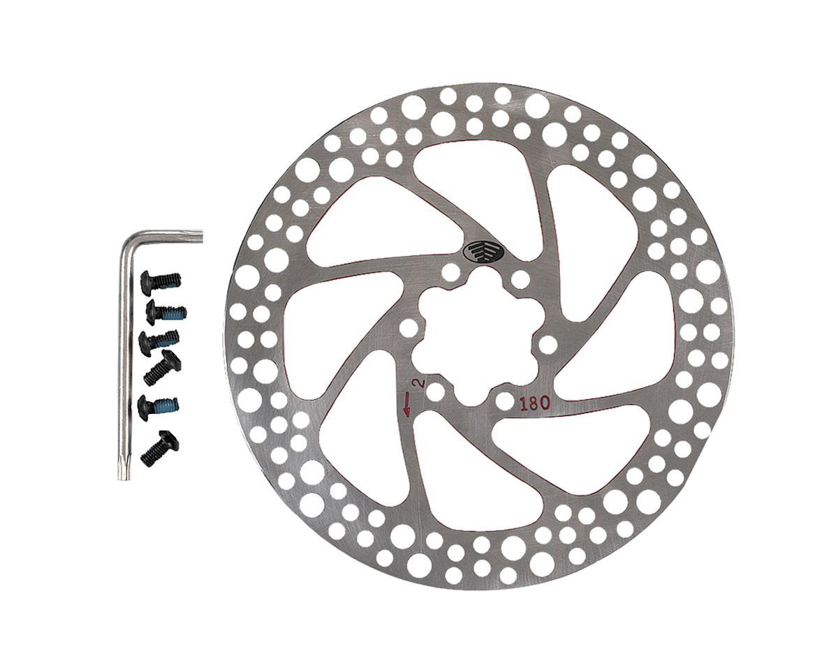 Aztec Disc Brake Rotor 180mm