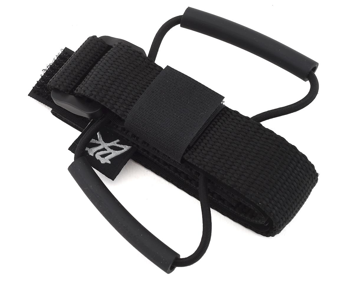 Backcountry Research Race Strap w/Overlock Saddle Mount (Black)