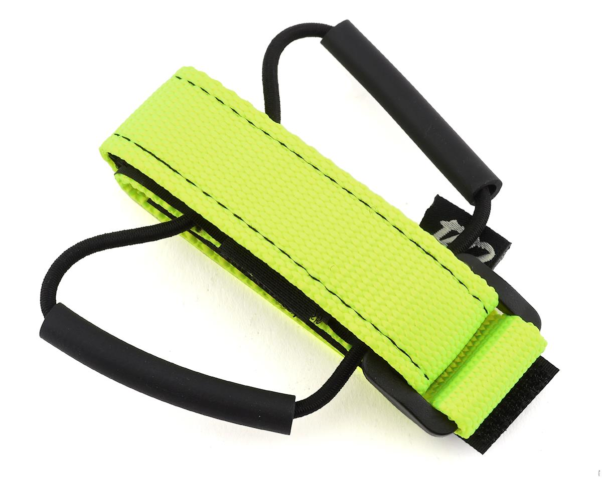 Backcountry Research Race Strap w/ Overlock Saddle Mount (Blaze Yellow)