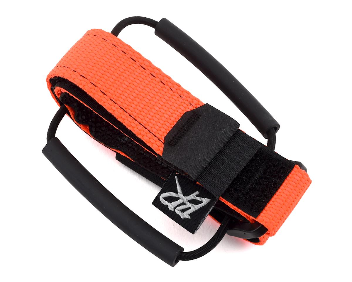 Backcountry Research Gristle Strap Fat Tube Saddle Mount (Blaze Orange)