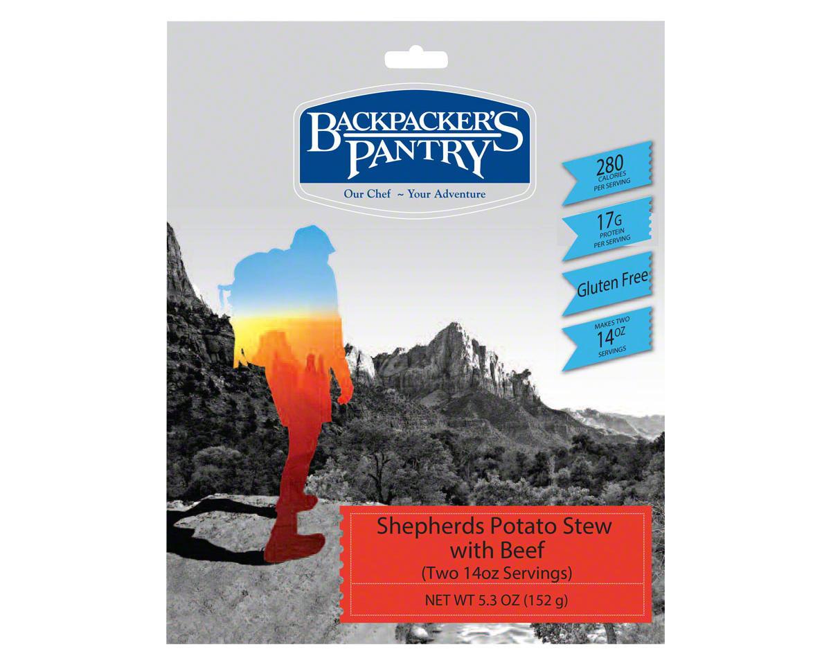 Backpacker's Pantry Shepards Beef Stew: 2 Servings