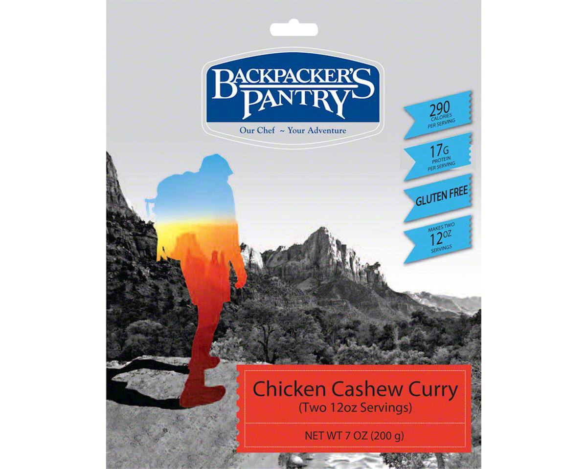 Backpacker's Pantry Chicken Cashew Curry: 2 Servings