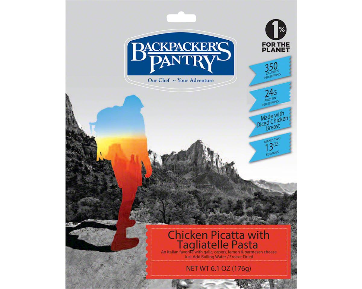 Backpacker's Pantry Chicken Picatta: 2 Servings