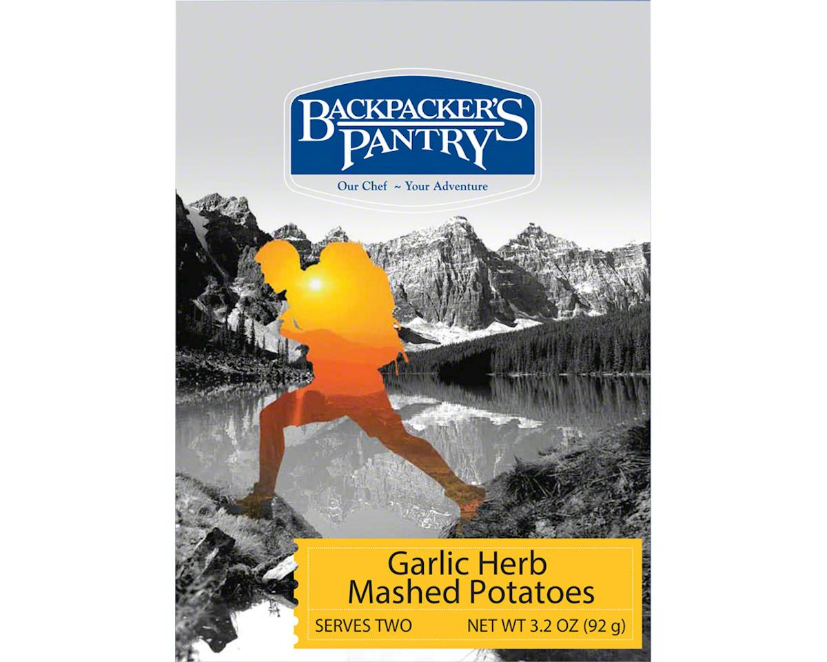 Backpacker's Pantry Garlic Herb Mashed Potato: 2 Servings