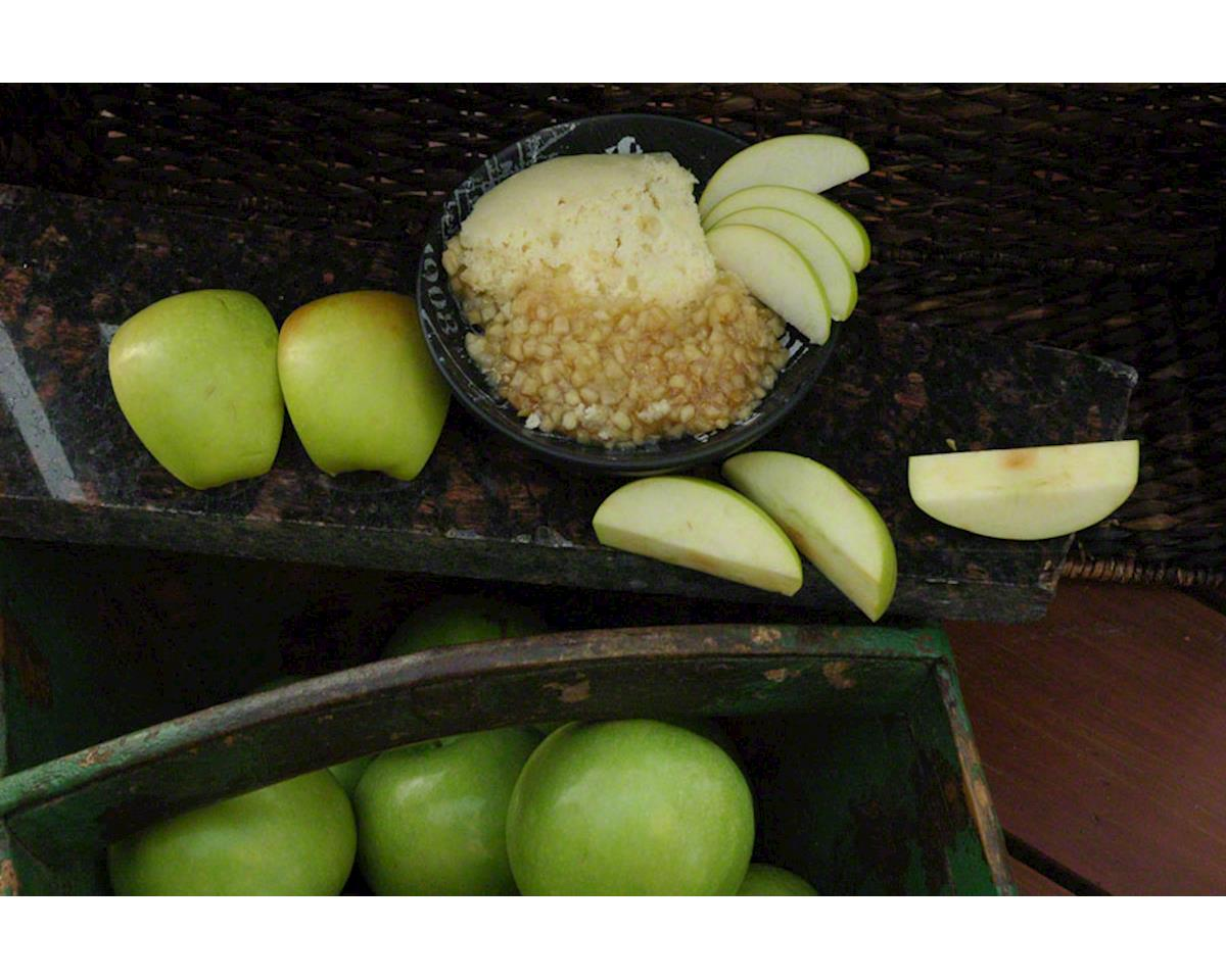 Backpacker's Pantry Hot Apple Cobbler: 2 Servings