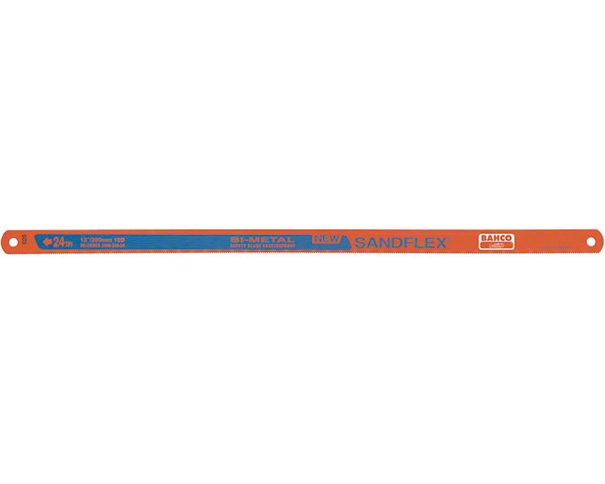 "Bahco 12"" Bimetal Hacksaw Blade: 32 TPI, 10-Pack"