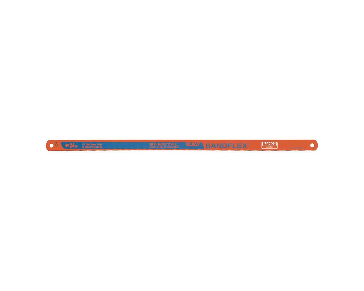 "Bahco 12"" Bimetal Hacksaw Blade: 32 TPI, 5-Pack"