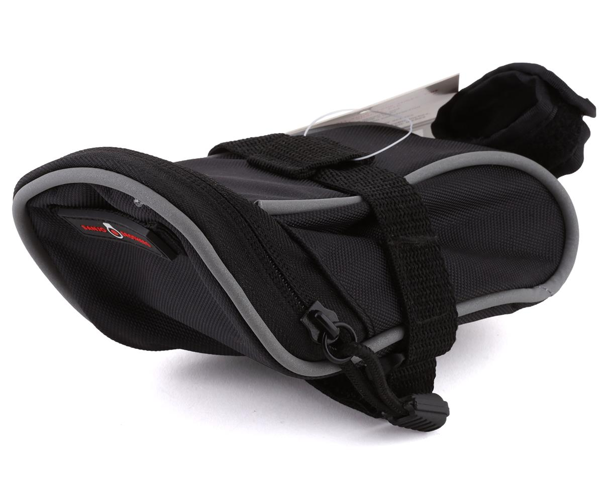 Banjo Brothers Seat Bag: SM, Black