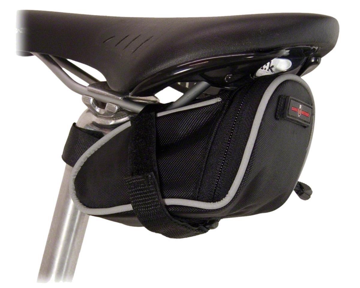 Image 2 for Banjo Brothers Saddle Bag (Black) (S)