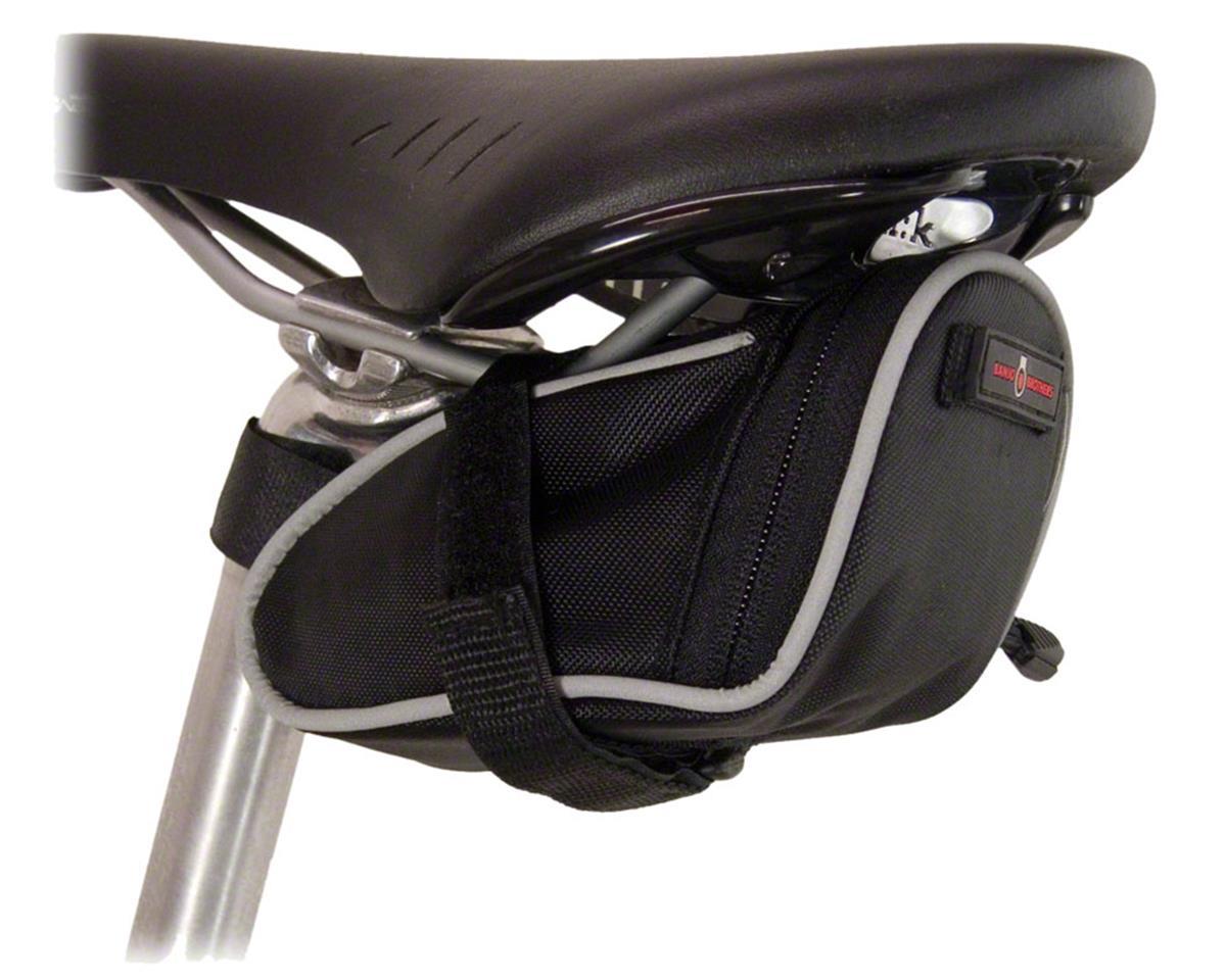 Banjo Brothers Saddle Bag (Black) (S)