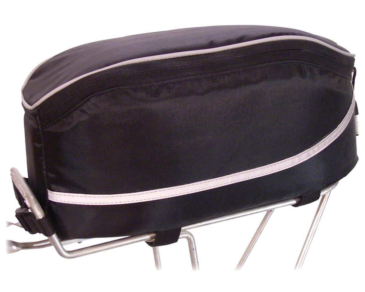 Banjo Brothers Rack Top Bag (Black)