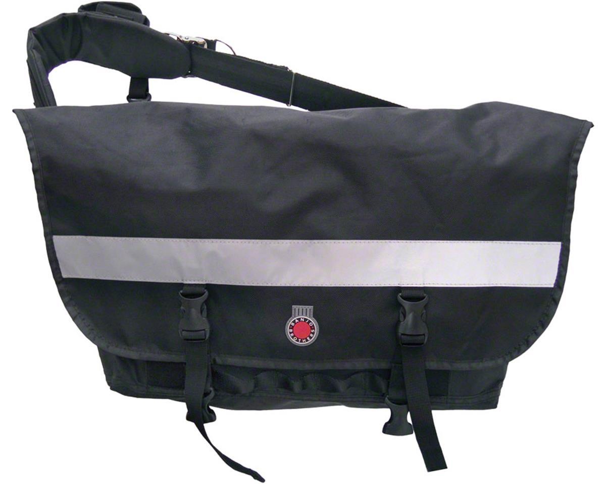 Banjo Brothers Messenger Bag: LG Black