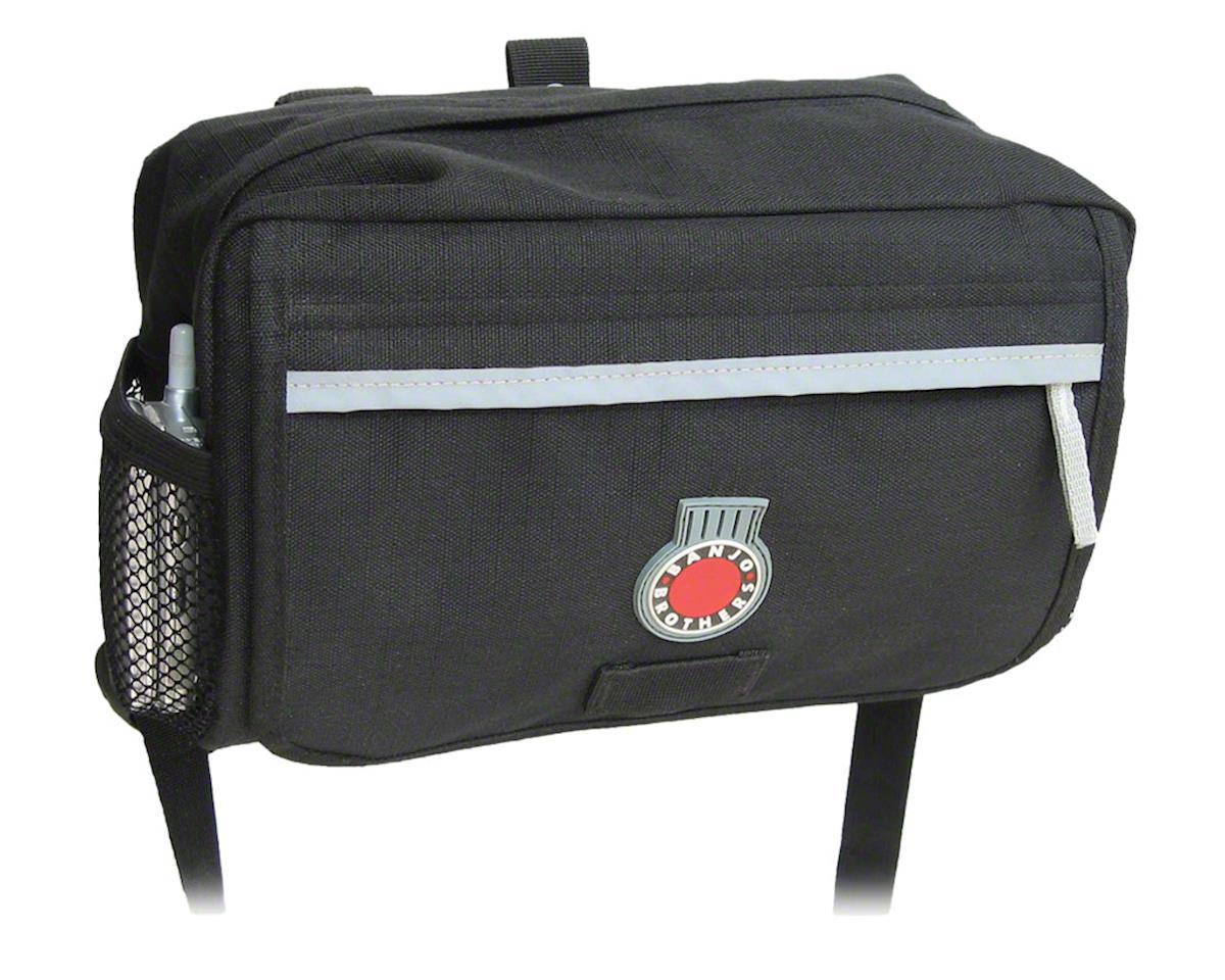 Banjo Brothers Handlebar Bag (Black)