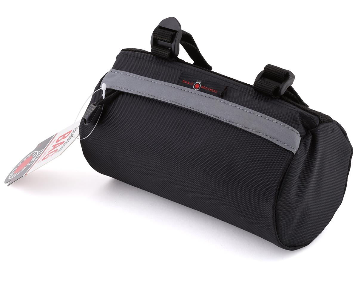 Banjo Brothers Handlebar Bag: SM, Black