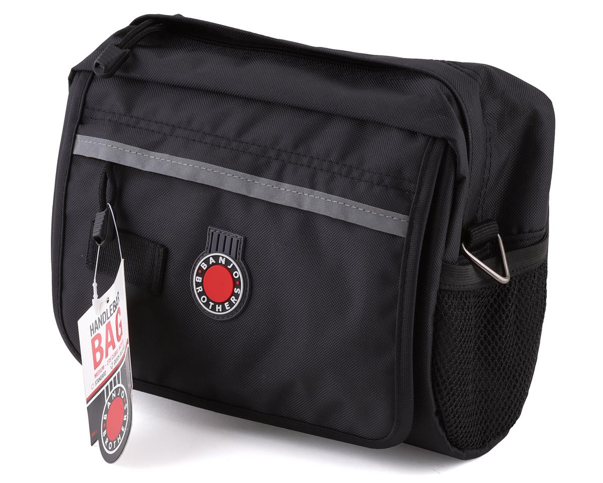 Banjo Brothers QR Handlebar Bag (Black)