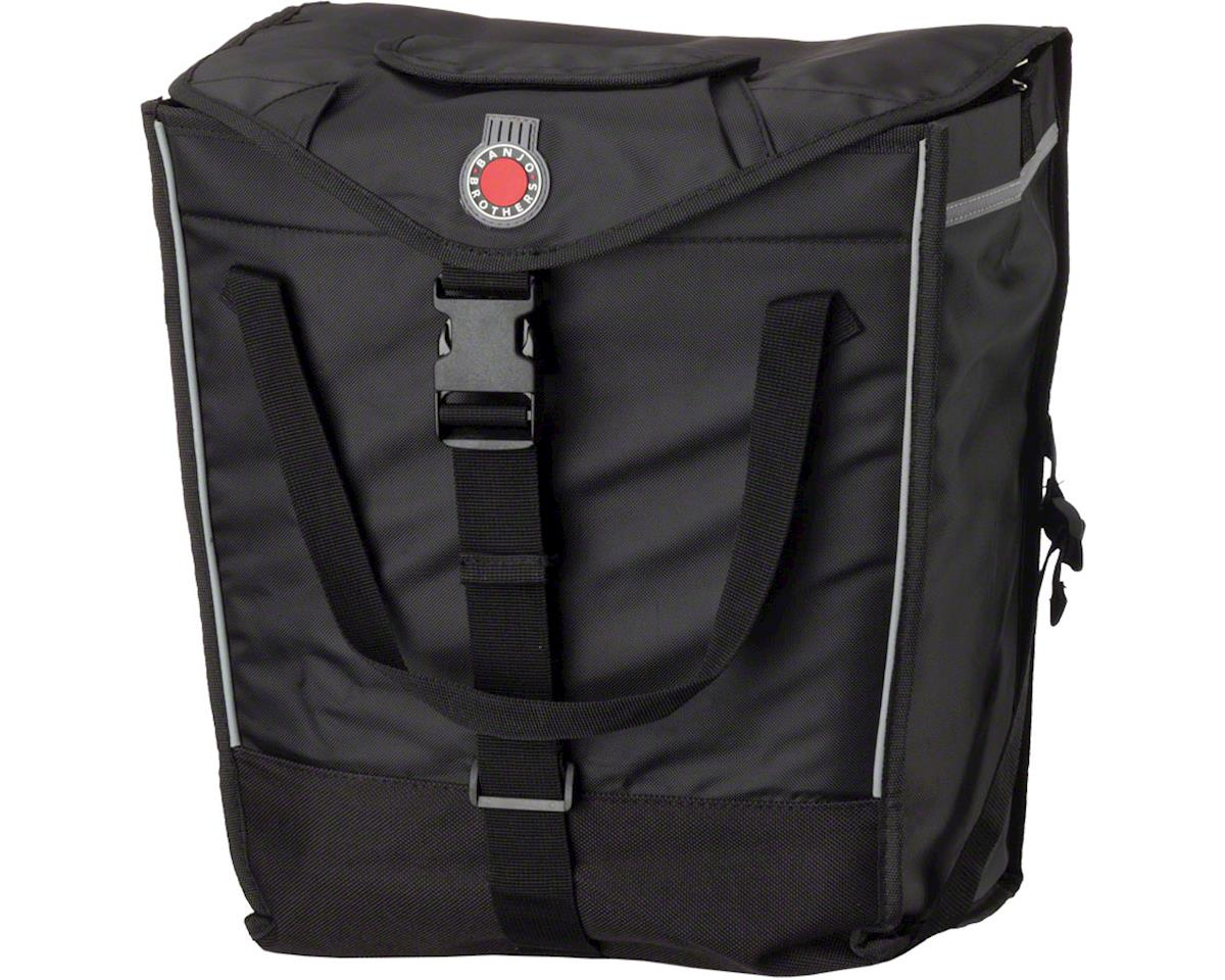 Market Pannier: Black, Each