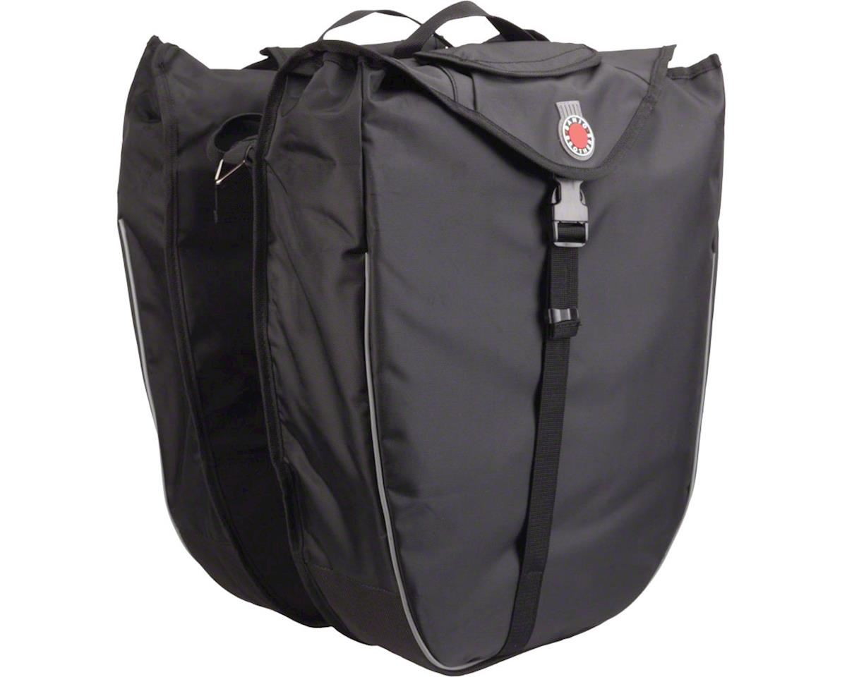 Banjo Brothers Saddlebag Panniers (Black) (Pair)