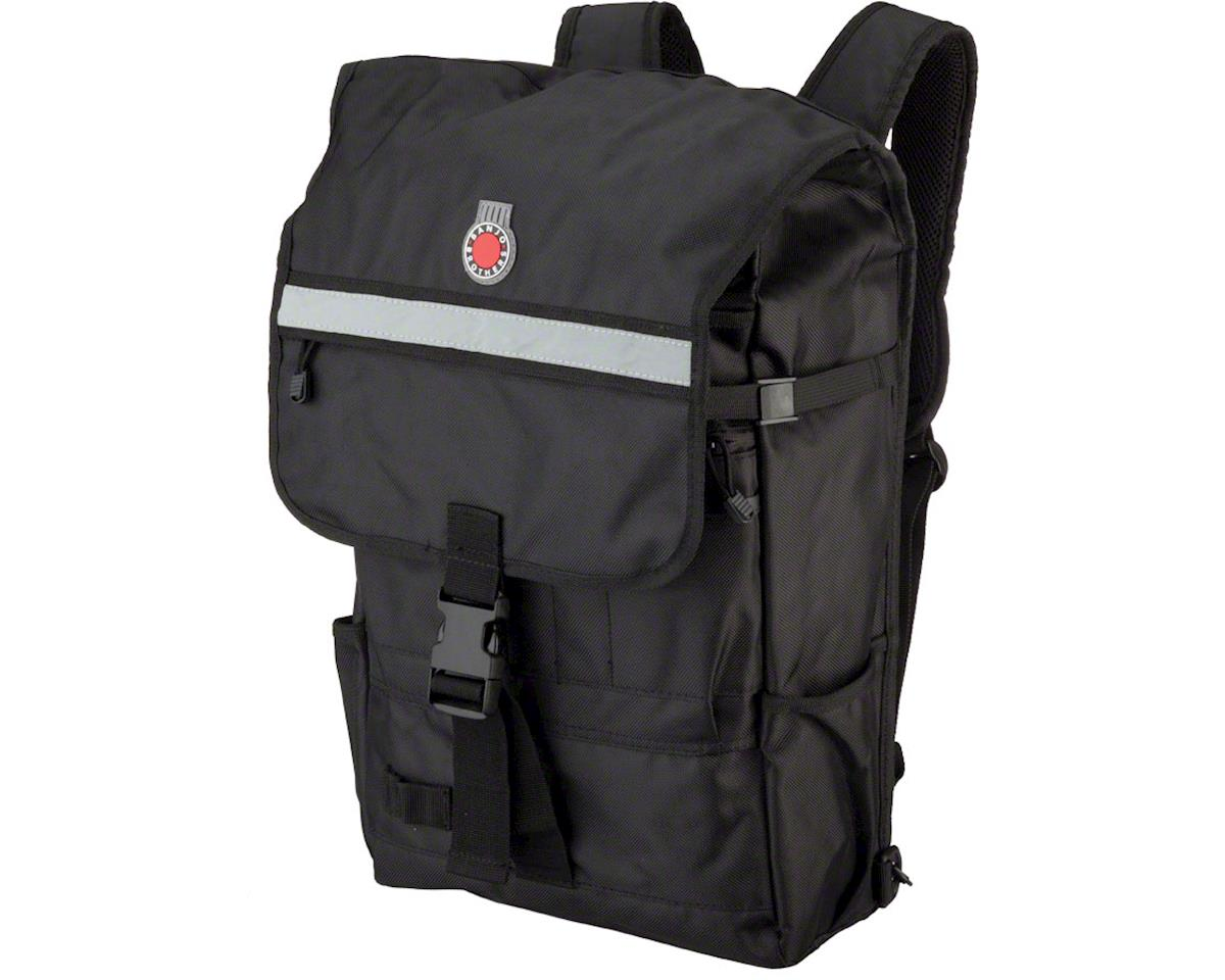 Banjo Brothers Metro Backpack (Black)