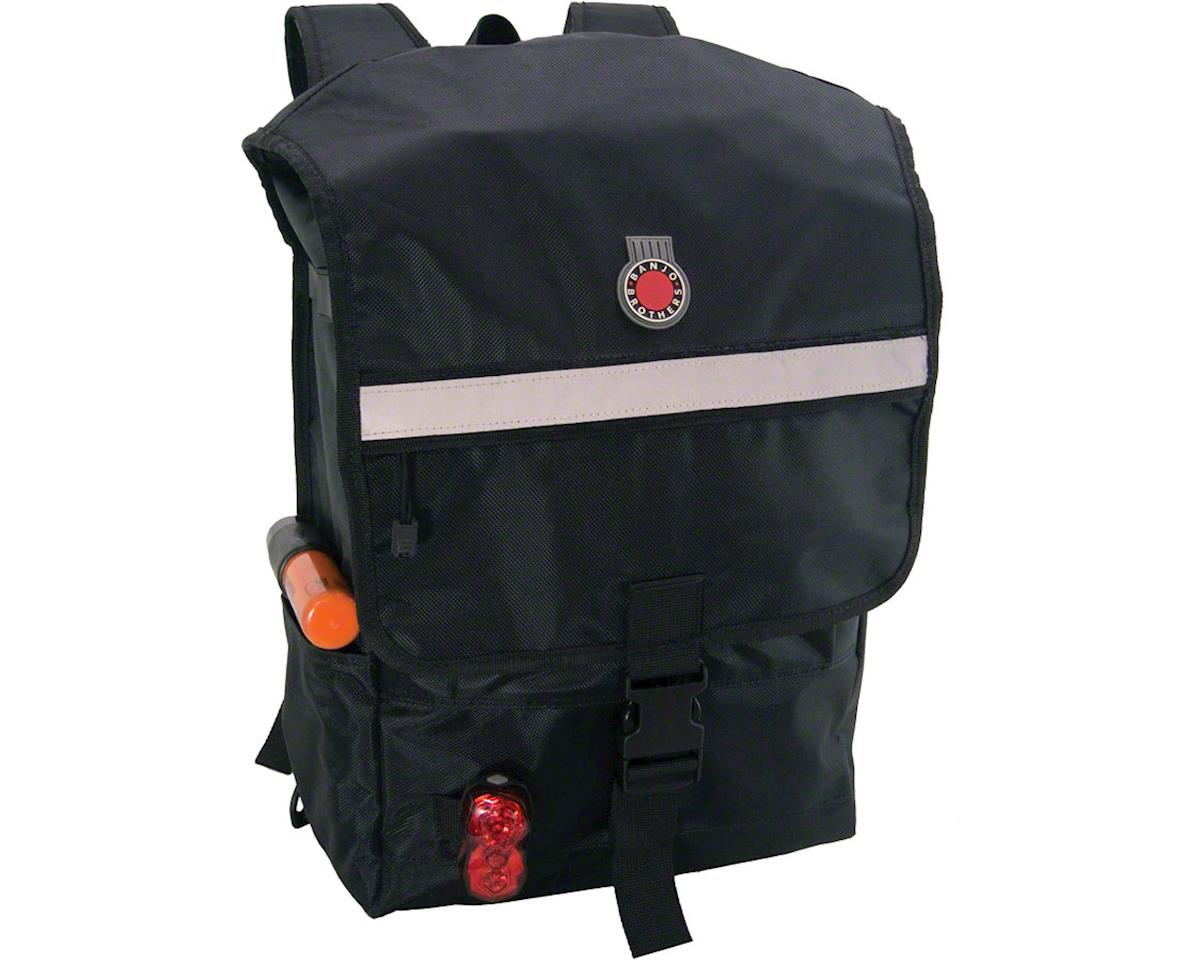 Image 3 for Banjo Brothers Metro Backpack (Black)
