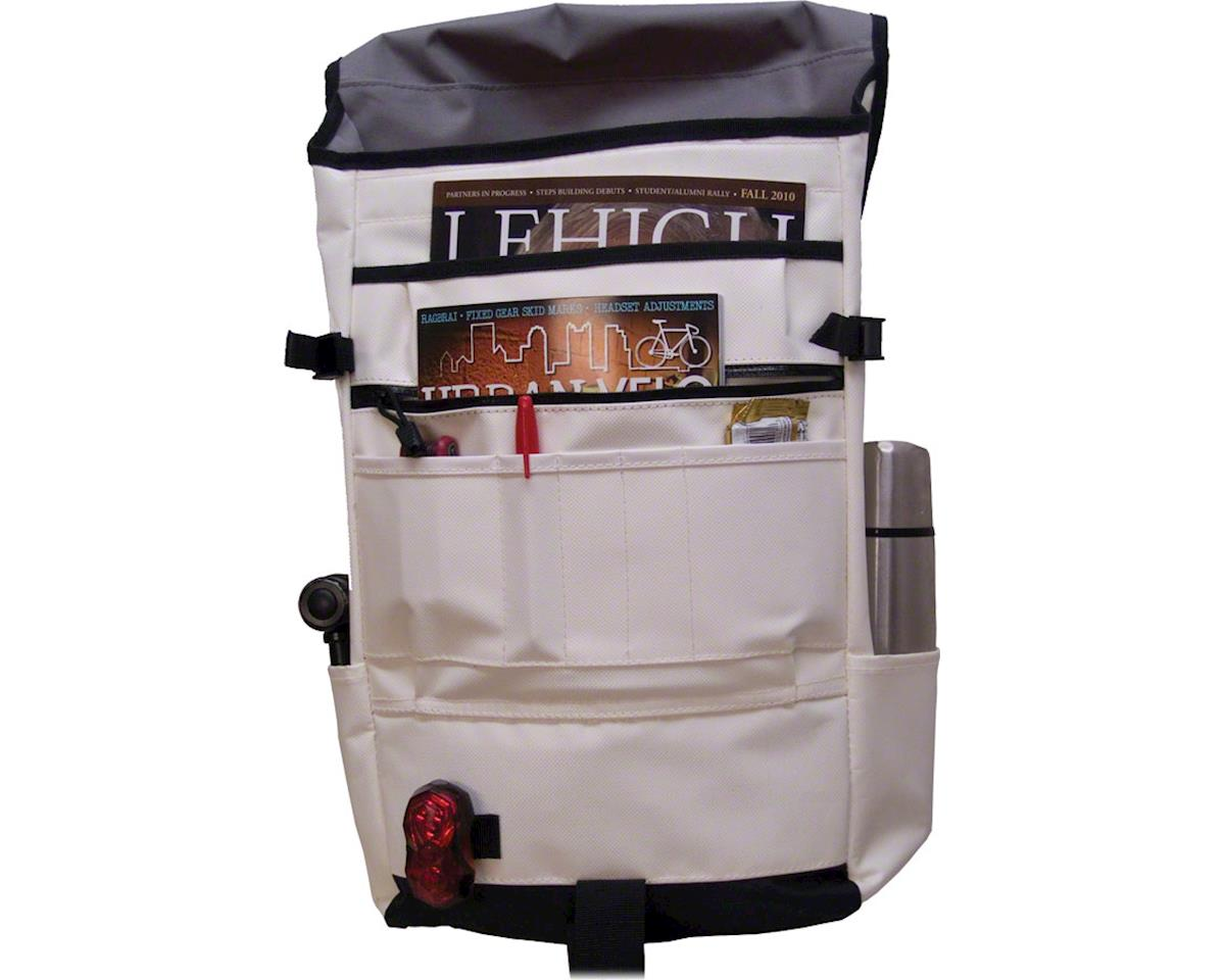 Banjo Brothers Metro Backpack (White)