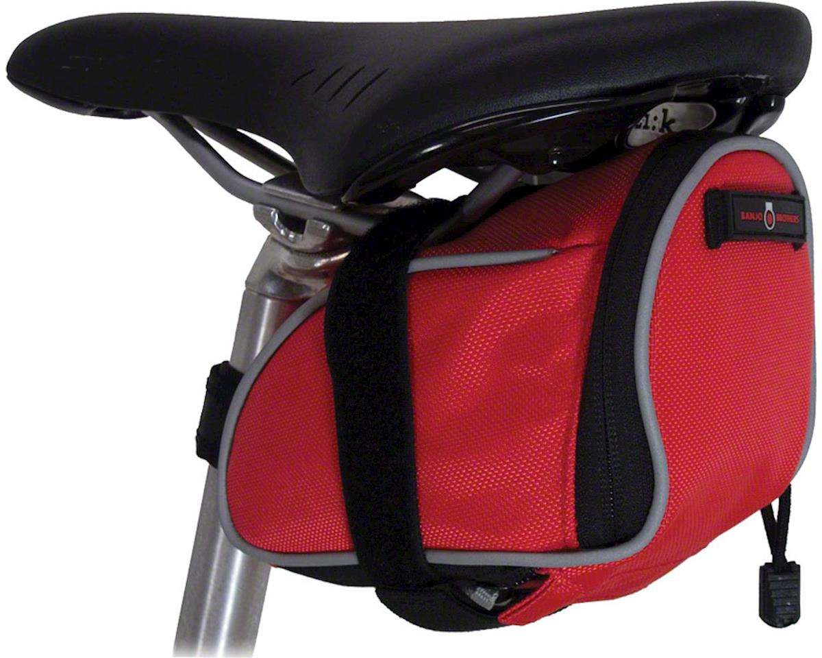 Seat Bag Deluxe: MD, Red