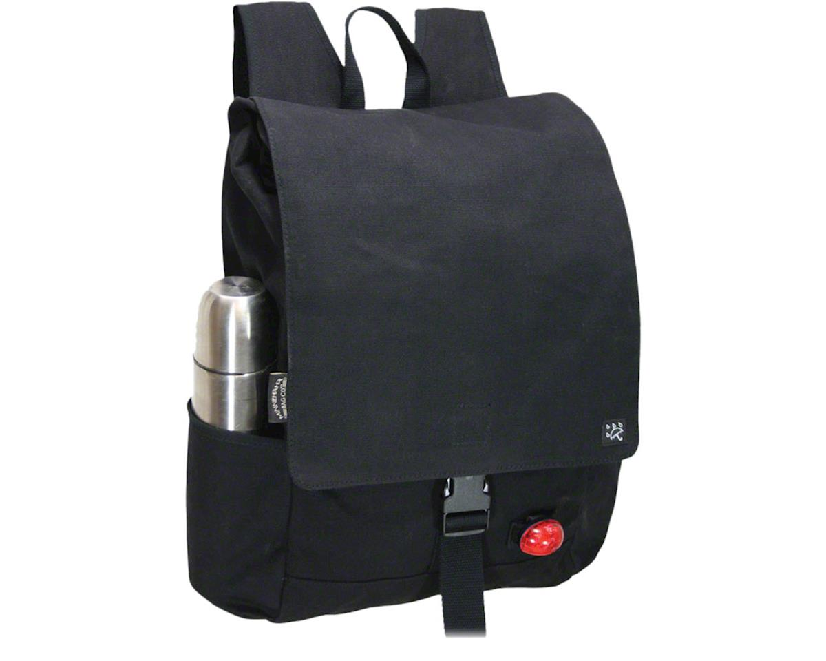 Image 1 for Banjo Brothers Minnehaha Canvas Commuter Backpack (MD)