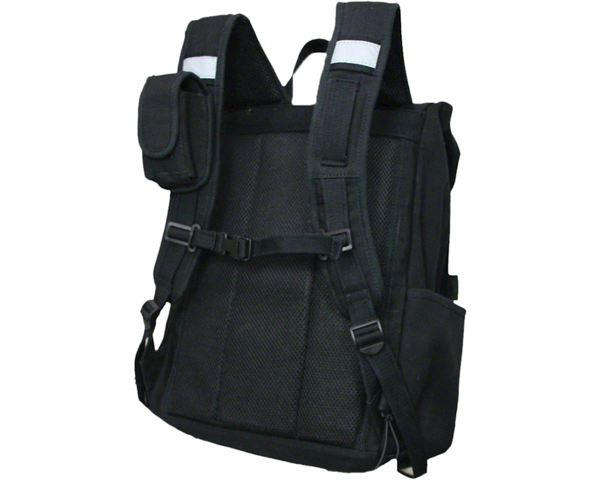 Image 2 for Banjo Brothers Minnehaha Canvas Commuter Backpack (MD)