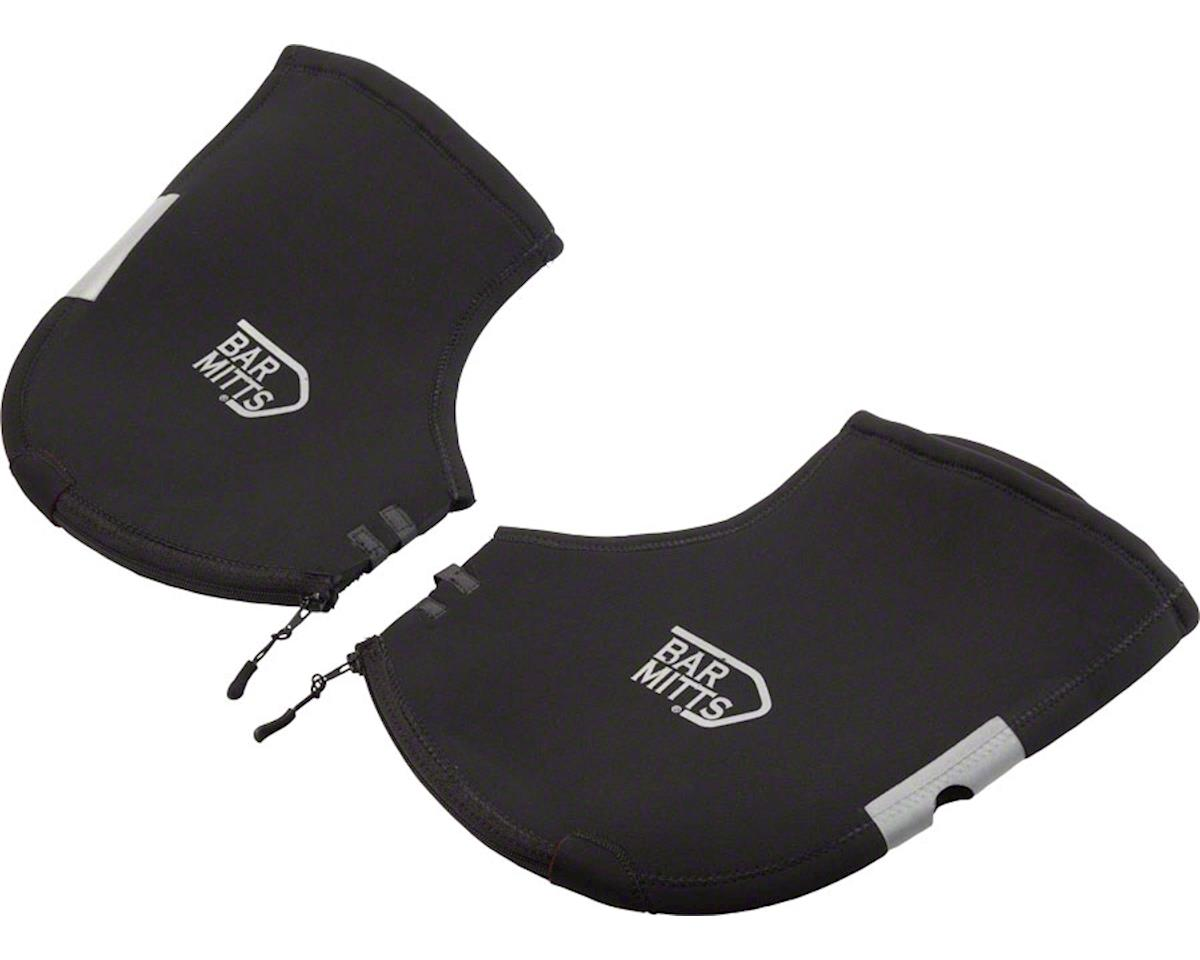 Extreme Mountain / Commuter Pogie Handlebar Mittens: for Bar End Mirro