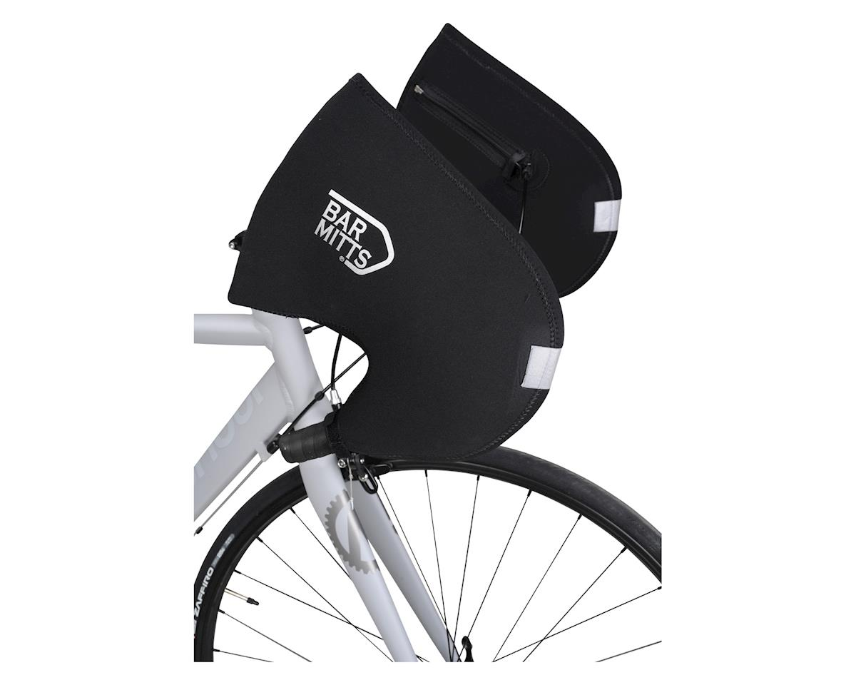 Bar Mitts External Cable Road Covers (Black) (L)