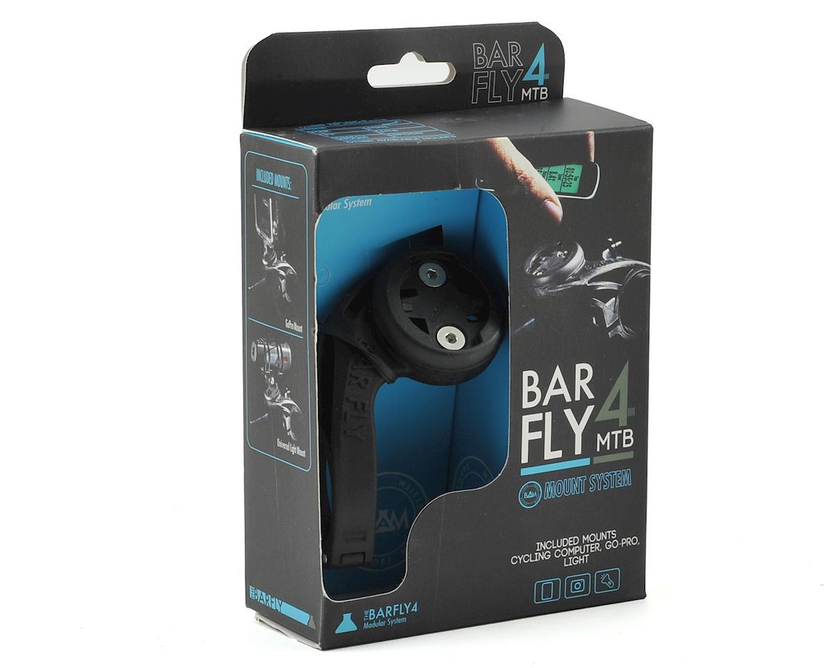 Bar Fly 4 MTB Multi Device Mount System (Black)
