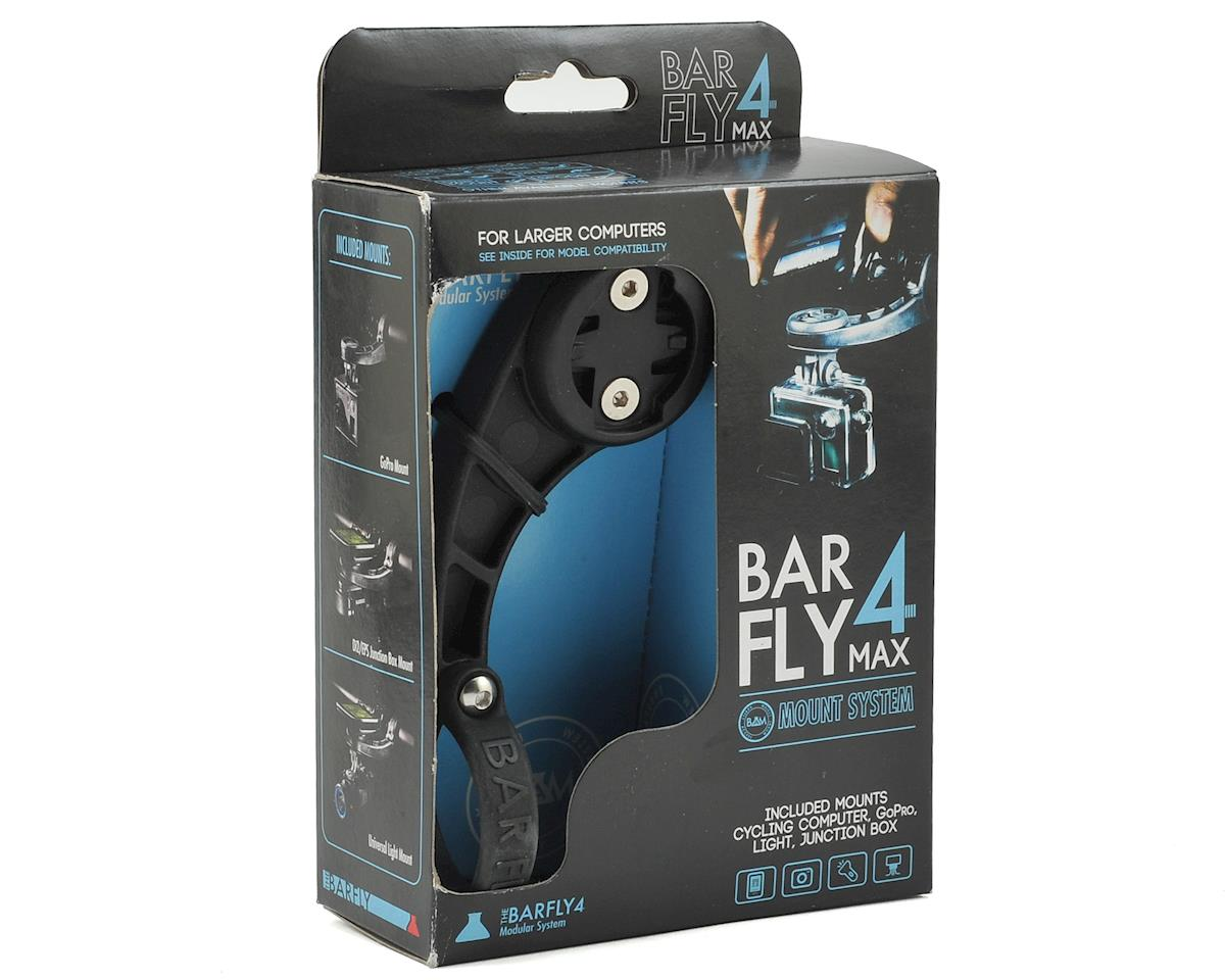 Image 3 for Bar Fly 4 Max Multi Device Mount System (Black)