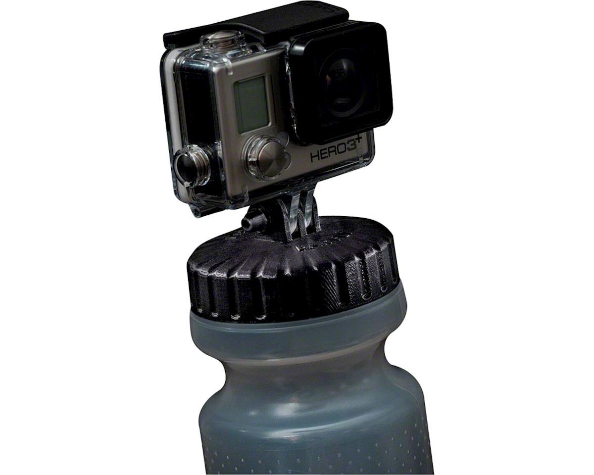 Bar Fly GoPro Bottle Top Mount Nalgene, Black
