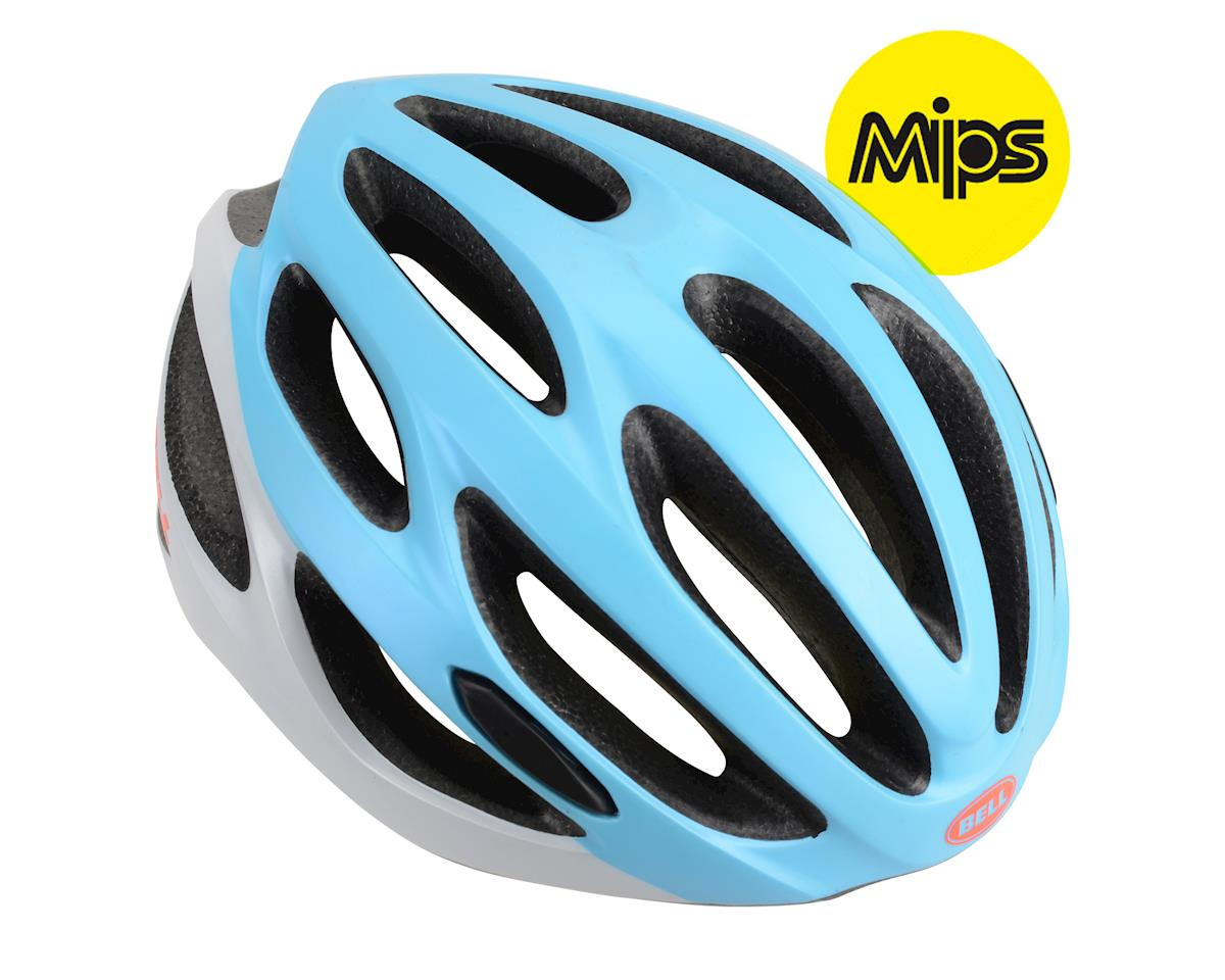 Bell Dash MIPS-Equipped Helmet (Matte White/Silver)
