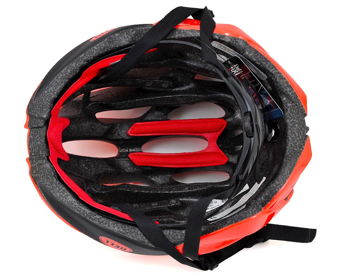Bell Gage Road Helmet (Inferno Red)