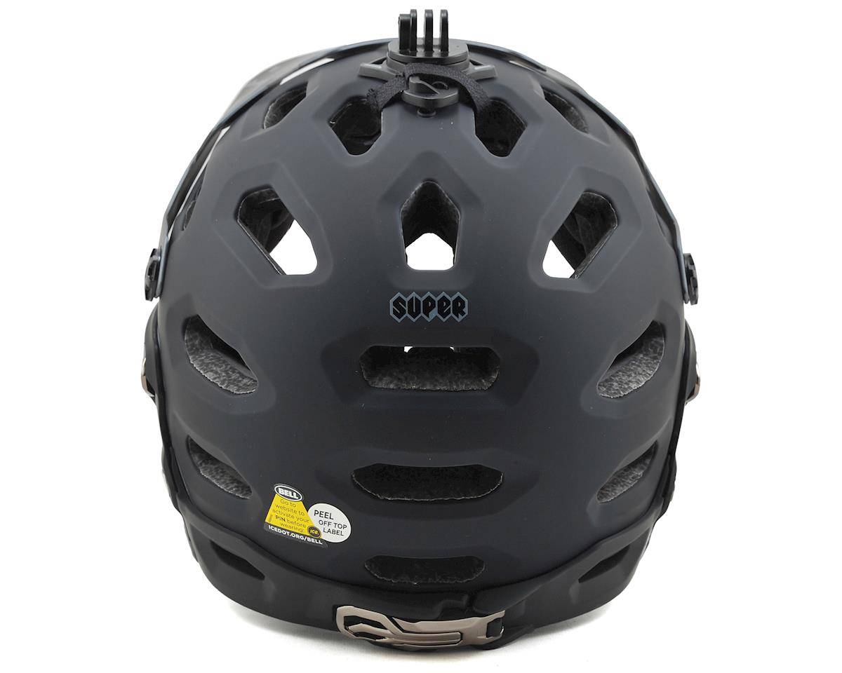 Bell Super 2R MTB Helmet (Matte Black)