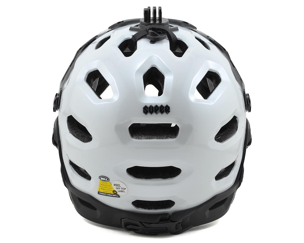 Bell Super 2R MTB Helmet (White)
